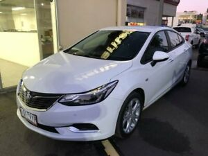 2018 Holden Astra BL MY18 LT White 6 Speed Sports Automatic Sedan Lilydale Yarra Ranges Preview