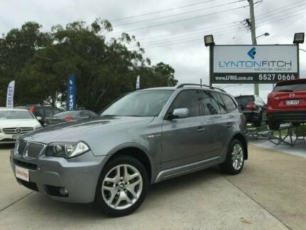 2006 BMW X3 E83 MY06 si Steptronic Grey 7 SPEED Automatic Wagon Southport Gold Coast City Preview