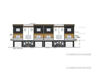 High density development site in Vernon BC