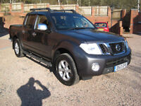 2013 13 Nissan Navara 2.5dCi (EU V) Tekna 4WD Double Cab, Manual, Grey Metallic