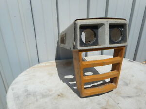 Sears Custom 10XL garden tractor hood and grill Peterborough Peterborough Area image 2