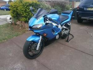 YAMAHA YZF R6 2001 SPORTS BIKE Campbelltown Campbelltown Area Preview