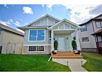 ATTENTION FAMILIES!  Stunning 4 Bedroom Home in Okotoks