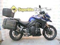 2012 62 TRIUMPH TIGER EXPLORER 1215