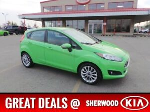 2014 Ford Fiesta SE HATCHBACK Accident Free,  Heated Seats,  A/C