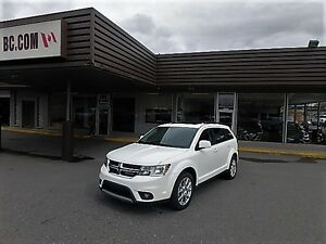 2016 Dodge Journey Limited - 7 Passenger