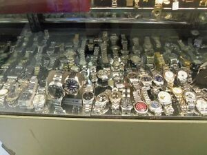 Watch, watches, rolex, guess, nixon, omega, timex, old, new.