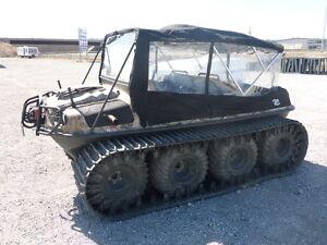 2012 Argo 750HDi 8x8 ATV