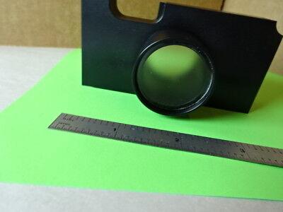 Microscope Part Reichert Polylite Diffuser Assembly Optics 84-a-23