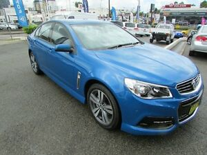 2015 Holden Commodore VF MY15 SV6 Perfect Blue 6 Speed Sports Automatic Sedan Parramatta Parramatta Area Preview