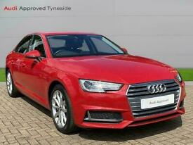 image for 2019 Audi A4 35 Tfsi Sport 4Dr S Tronic Auto Saloon Petrol Automatic
