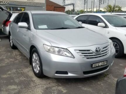 2007 Toyota Camry ACV40R Altise Silver 5 Speed Automatic Sedan Granville Parramatta Area Preview
