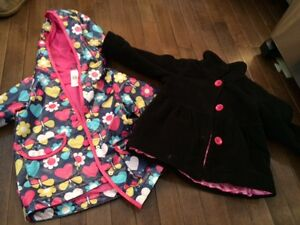 Girl's 3T Jackets