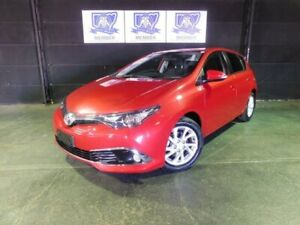 2018 Toyota Corolla ZRE182R Ascent S-CVT Wildfire 7 Speed Constant Variable Hatchback Albion Park Rail Shellharbour Area Preview
