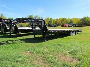 SELLING AT COST!! save $1215 - 30' PJ Gooseneck FlatDeck