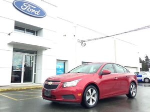 2011 Chevrolet Cruze LTZ Turbo with Leather and Navigation