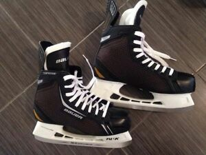 Ice Skates Bauer (Size 9 for men and 11 for women)