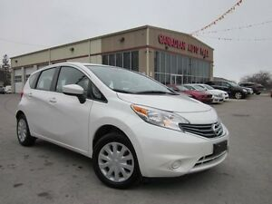 2015 Nissan Versa SV, A/C, CAMERA, BT, LOADED, 30K!