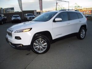 2014 Jeep CHEROKEE Limited with Navigation