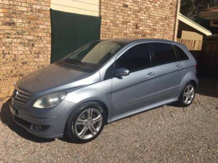 2006 Mercedes-Benz B200 Turbo Auto - Rego till Sept-19 Frenchs Forest Warringah Area Preview