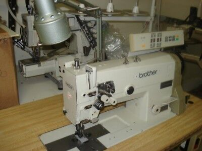 Industrial Sewing Machine Brother Model Lt2- B842-905 In Excellent Condition