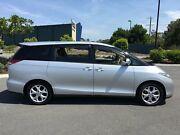 2006 Toyota Estima /Tarago G Silver 5 Speed Automatic Wagon Arundel Gold Coast City Preview
