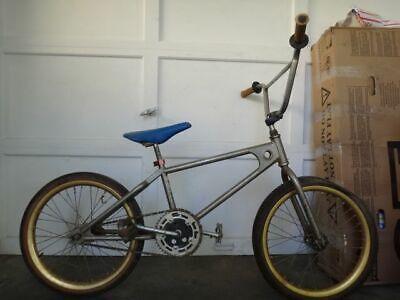Mongoose Motomag Bmx Bicycle.