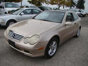 2003 Mercedes Benz C230  - NO ACCIDENT * CERTIFY * E TESTED