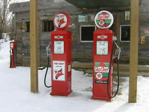 Texaco Fire Chief/Sky Chief Gas Pumps