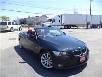 2008 BMW 335I MINT! SPORT PACKAGE, CONVERTIBLE