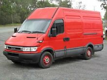 2006 Iveco Daily 35S17 Red Van 3.0l 2WD Stapylton Gold Coast North Preview
