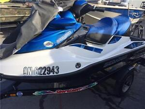 2007 Seadoo GTX 155 only 75 hours