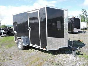Remorque fermée 5X10 / Enclosed Trailer