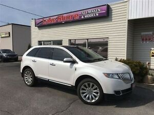 2015 Lincoln MKX Base FULLY LOADED