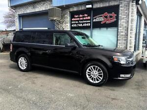 2013 Ford Flex SEL 7 PASSAGERS