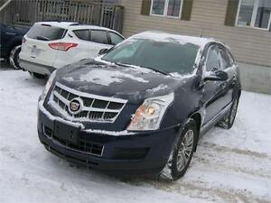 Free 7 Day Vacation to Mexico! with 2010 Cadillac SRX  $0 Down