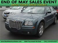 2006 Chrysler 300 Touring AWD with Sunroof