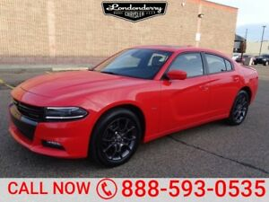 2018 Dodge Charger AWD GT Accident Free,  Leather,  Heated Seats