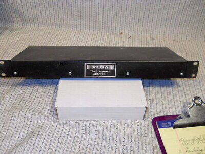 A Used As Is Untested Vega Tone Remote Adapter Maybe Used In Trunking Repeaters