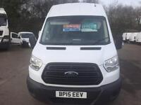 Ford Transit 2.2TDCi ( 125PS ) RWD 2014.5MY 350 L3H3