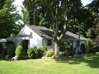 Cottage Rental Rice Lake