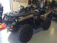 CAN-AM OUTLANDER XT MAX 650