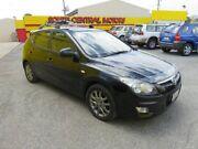 2010 Hyundai i30 SLX Automatic Black 4 Speed Auto Active Select Hatchback Reynella Morphett Vale Area Preview