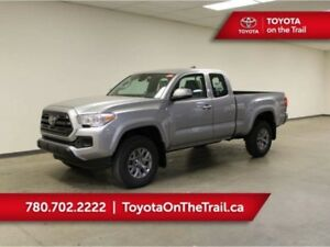 2019 Toyota Tacoma ACCESS CAB SR+ 2.7L 4X2; SAFETY SENSE, BACKUP