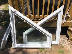 New PVC Polytech Windows!