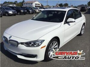 BMW 3 Series 320i xDrive AWD Cuir Toit Ouvrant MAGS 2013