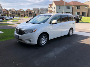 2011 Nissan Quest *1 Owner + LOW KM* (Safety Avail)