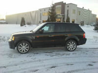 2008 Land Rover Range Rover SUPERCHARGE AUTOBIOGRAPHY SUV, VGM