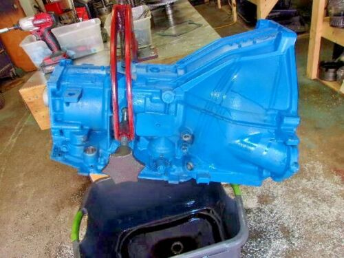 Ford 4R70W - Used Case in Excellent Condition / With New Servos &  Accumulators