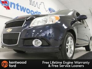 2010 Chevrolet Aveo LS FWD hatchback. It's all you need.